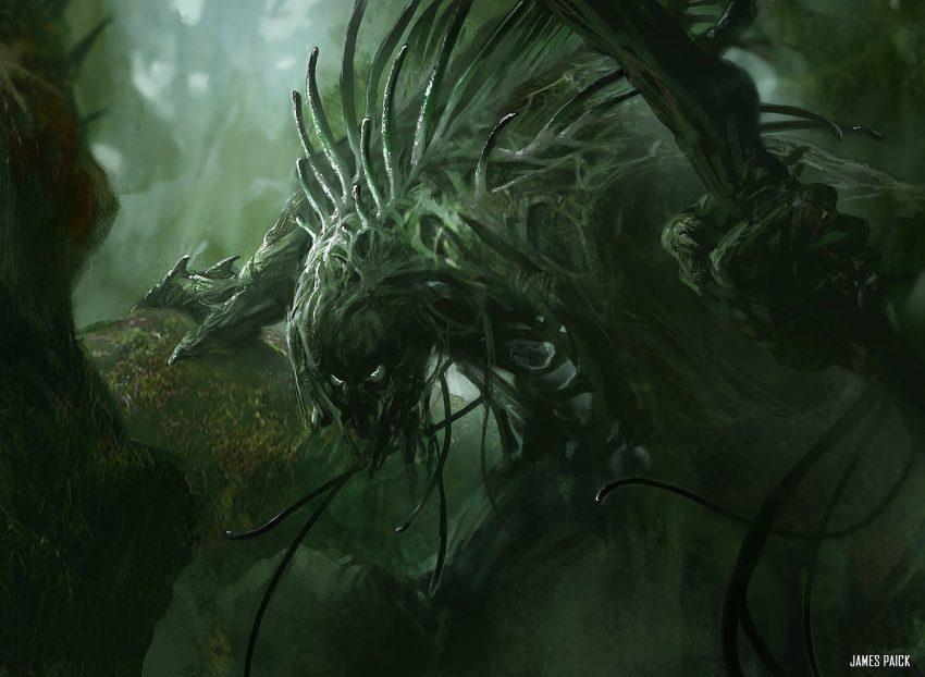 Magic The Gathering - Ghave, Guru of Spores